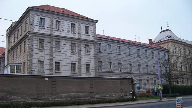 Havlíčkova vazební věznice v Olomouci, ilustrační foto