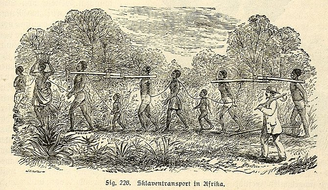 Přeprava otroků