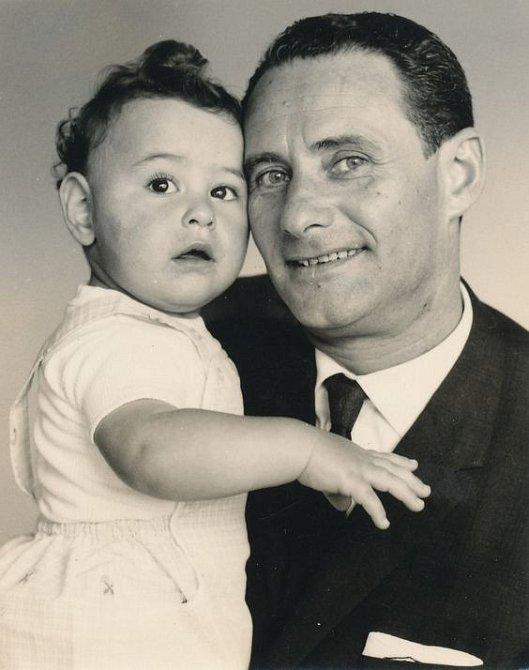 Lale Eisenberg - Sokolov se synem Garym