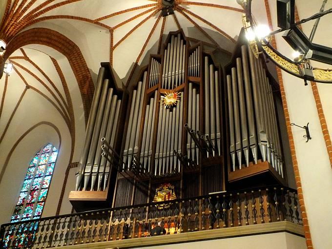 Katedrála byla spolu s varšavským obnoveným Starým městem zapsána na seznam UNESCO