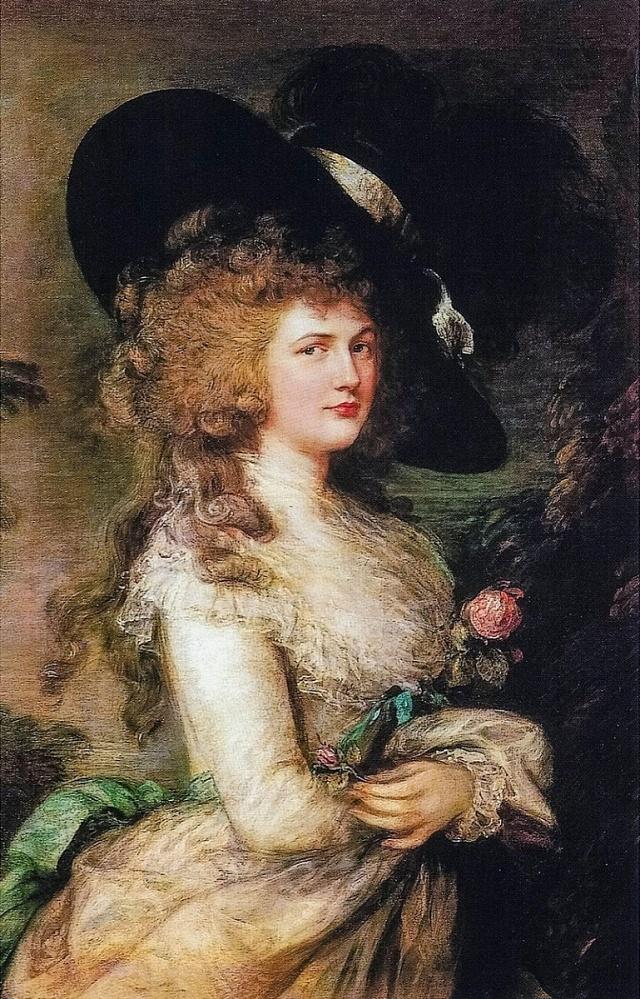 Georgiana Cavendish, vévodkyně zDevonshire