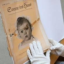 Obálku magazínu se svým portrétem měla Hessy Levinson schovanou celý život.