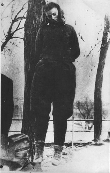 Lepa Radićová byla popravena v pouhých 17 letech.