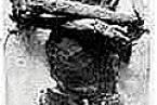 Mumie krále Tutanchamona
