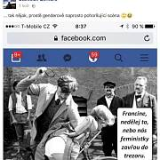 Stanislav Bernard glosoval dění kolem kampaně na svém Facebooku