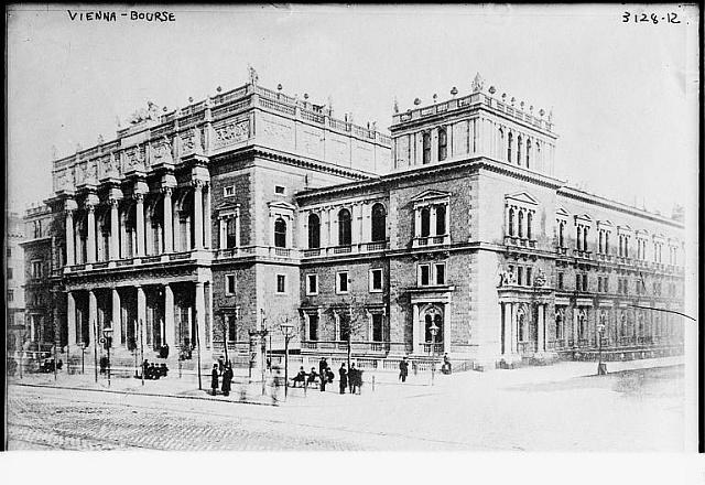 Na burze, jejíž sídlo bylo vystavěno vletech 1874–1877, se obchodovalo nejen sakciemi, ale iskomoditami.