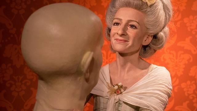 Madam Tussaud byla velmi nadanou skulpturistkou. Ilustrační foto.