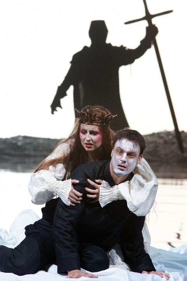 Pavel Černoch vroli Hamleta letos vBregenzu