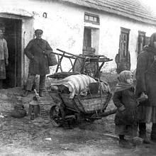 Vyhoštění ukrajinských kulaků z domova