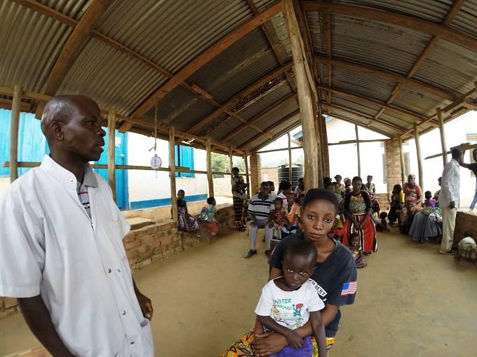 Člověk v tísni se zaměřuje převážně na léčbu a prevenci podvýživy, která je v Jižním Kivu velmi častá.