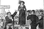 Dražba manželek byla v Anglii běžnou věcí
