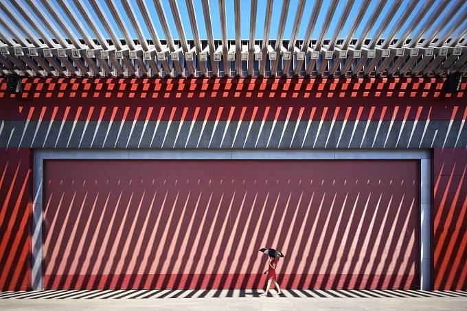 1. místo v kategorii Architecture: Jian Wang