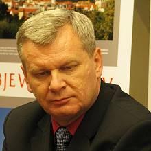 Senátor Ivo Bárek