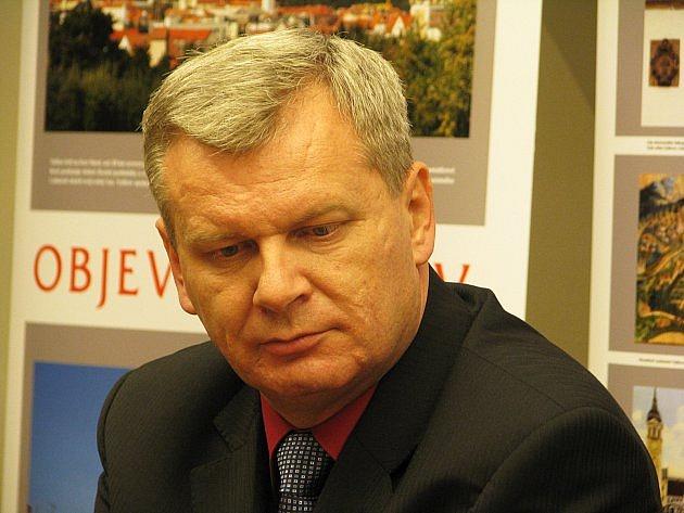 Vyškovský senátor Ivo Bárek