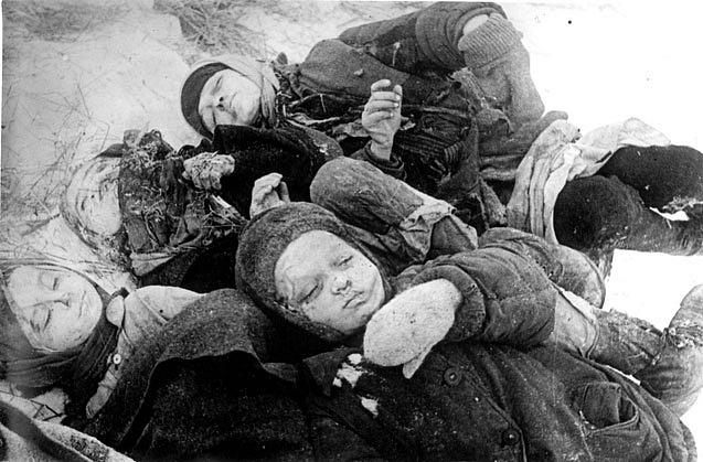 Výsledky operace Barbarossa