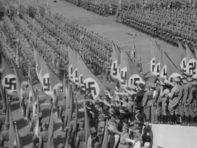 Nacistická okupace