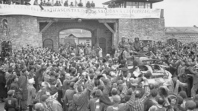 Osvobození Mauthausenu
