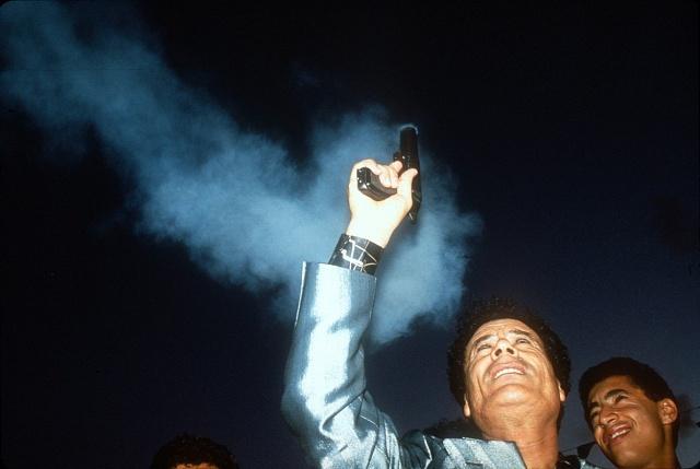 Muammar Kaddáfí byl sečtělý a zajímala ho historie: každý jeho krok byl velmi promyšleným tahem státníka