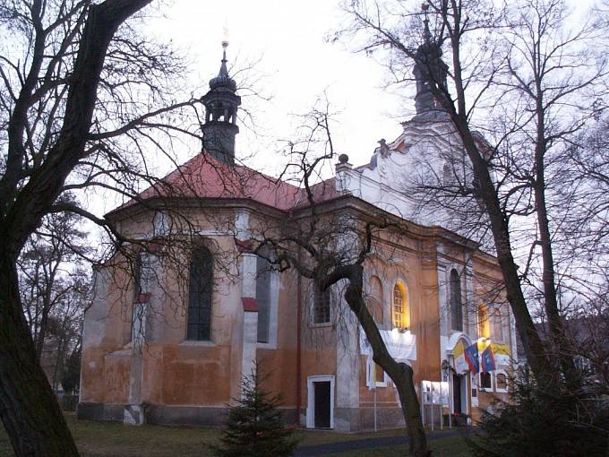 Kostel sv. Martina a Navštívení Panny Marie v Liběšicích u Žatce (v rekonstrukci)