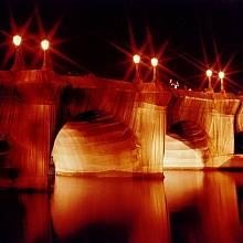 Zabalený Pont-Neuf z roku 1985