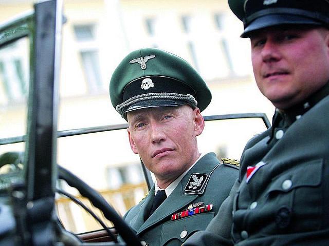 Německý herec Detlef Bothe si Heydricha zahrál v jednom dokumentárním filmu, v Lidicích a naposledy i v Anthropoidu.