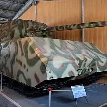 Maus byl nejtěžším tankem všech dob.
