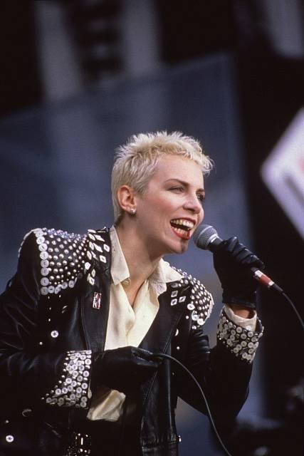 Annie Lenox, Koncert pro Mandelu, 1988