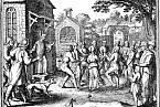 Taneční mor propukl ve Štrasburku v roce 1518