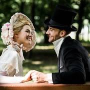 Lidé se uměli zasmát už v upjatém 19. století.