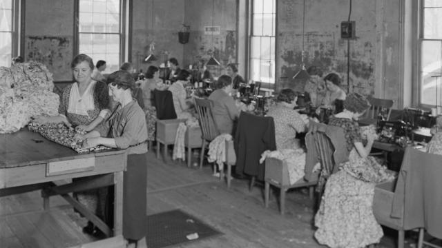 Davovou hysterii v americké textilce zapříčinil chroust