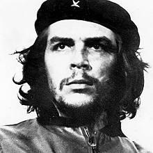 Che Guevara na své nejznámější fotografii