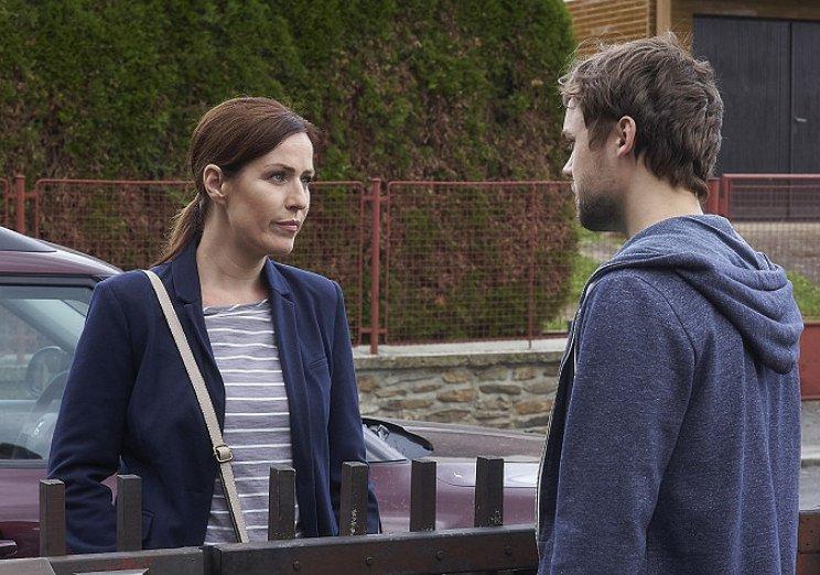 Soňa Norisová v seriálu Policie Modrava