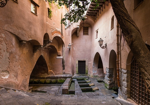 Italské středověké město