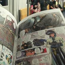 Japonský komiks Ghost in the Shell se stal předlohou pro současný filmový hit se Scarlett Johansonovou