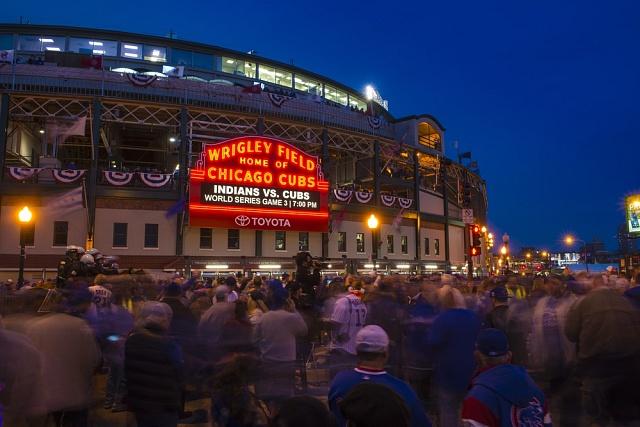 Letošní ročník Světové série vyhráli baseballisté Chicago Cubs.