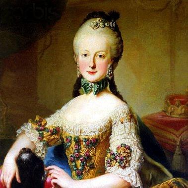 Marie Alžběta Habsbursko-Lotrinská.