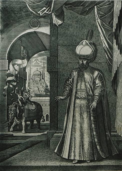 Sultán Sulejman I.