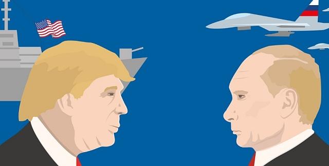 Trump a Putin. Rozdělí si sféry vlivu v Evropě?