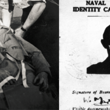 Operace Mincemeat s falešným majorem Billem Martinem