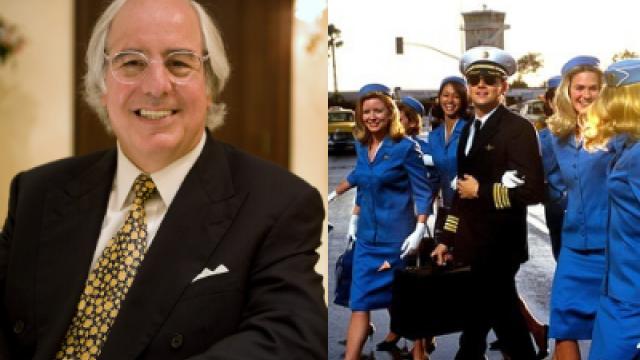 Příběh Franka Abagnaleho byl předlohou k filmu Chyť mě, když to dokážeš.