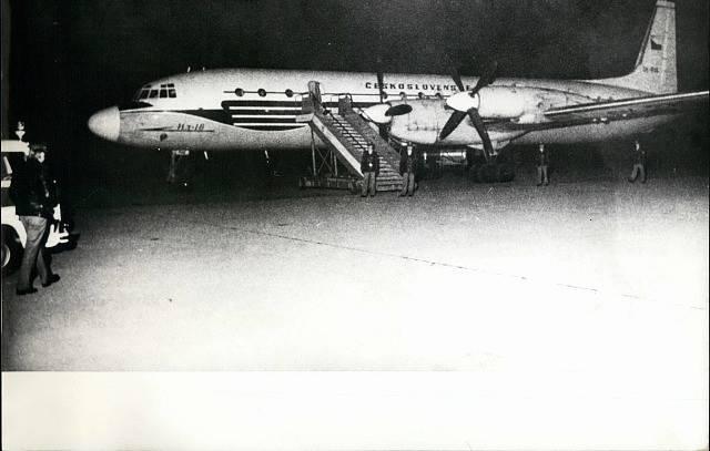 Iljušin Il-18 B