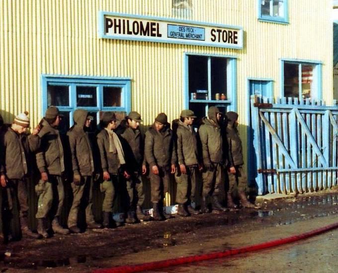 Argentinští zajatci
