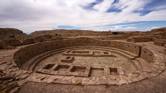 Archeologické vykopávky v kaňonu Čako