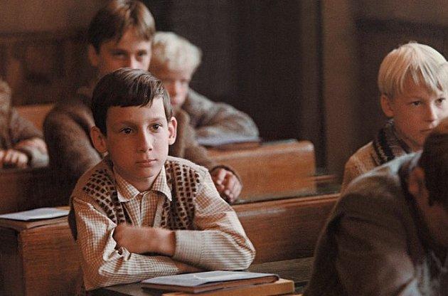 Václav Jakoubek ve filmu Obecná škola