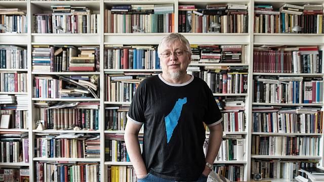 Spisovatel Pavel Kosatík