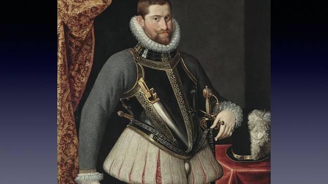 Císař Rudolf II.