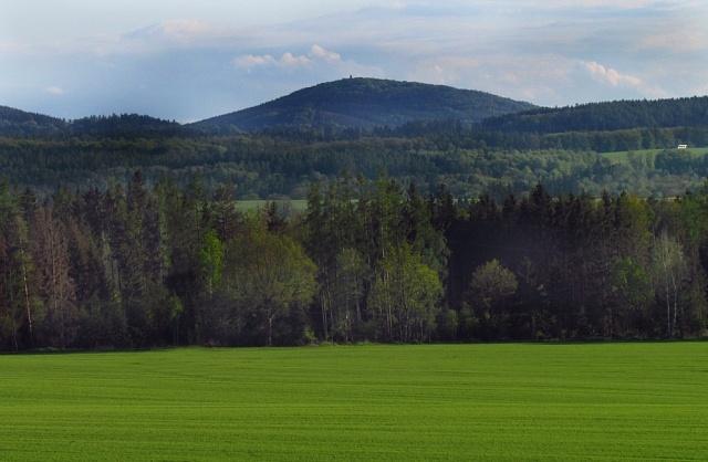 Hora Blaník uVlašimi