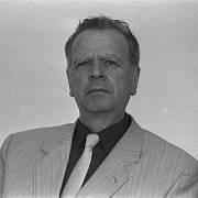 Milan Uhde v roce 1996 jako předseda Poslanecké sněmovny