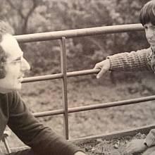 Philip Roth u Ivana Klímy, 80. léta