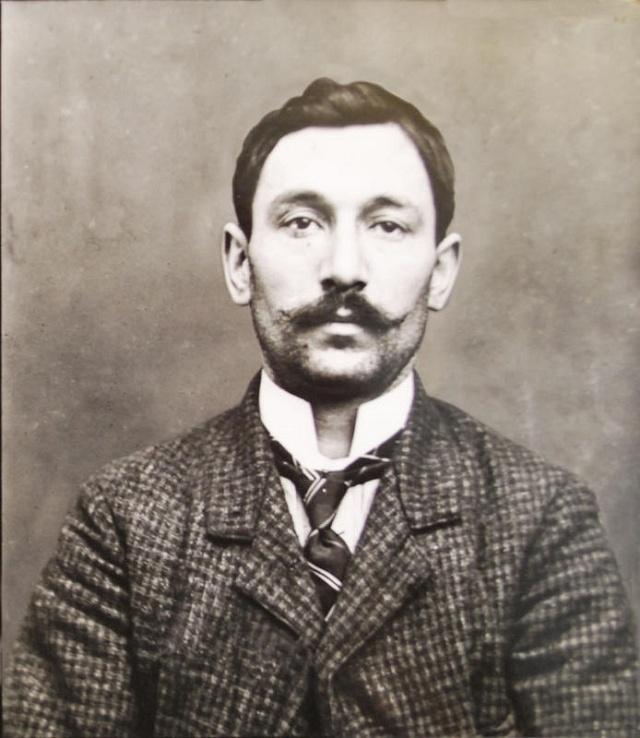 Pachatel krádeže Vincenzo Peruggia